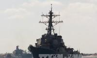 NATO führt Manöver im Schwarzem Meer durch