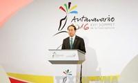 Vietnam ist ein aktives Mitglied der Frankophonie