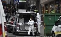 Zweite Verdächtige des Terroranschlags in Schweden festnehmen