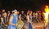 Die Chu Ru bewahren besondere Kultureigenschaften im Hochland Tay Nguyen