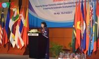 10. Konferenz der Genossenschaftsminister der asiatisch-pazifischen Region
