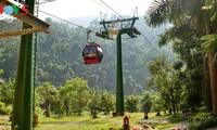 Viele Aktivitäten für Touristen in Da Nang an den Feiertage am 30. April und 1. Mai
