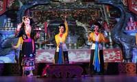 Nhà hát chèo Hà Nội lưu diễn tại Châu Âu