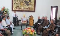 Glückwunsch an Buddhisten zum Vesakh-Fest 2017