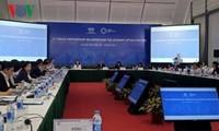 Zweite Konferenzen der APEC und betroffene Konferenzen in Hanoi