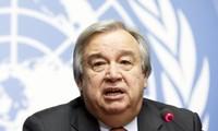 UN-Generalsekretär: Transfer von 40 Millionen US-Dollar zur Beseitigung der Cholera-Folgen in Haiti