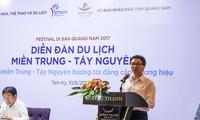 Markenzeichen des Tourismus in Zentralvietnam und im Hochland Tay Nguyen verbessern