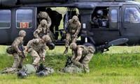 Erstes umfangreiches Manöver der NATO im Baltikum