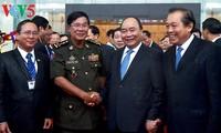 Verstärkung der Zusammenarbeit zwischen Vietnam und Kambodscha in vielen Bereichen