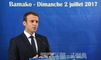 Frankreichs Präsident rief zur Wiederbelebung der EU auf