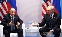 Präsidenten Russlands und der USA führen Gespräch am Rande des 20-Gipfeltreffens