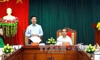 Leiter der KPV-Abteilung für Aufklärung und Erziehung Vo Van Thuong besucht Provinz Tuyen Quang
