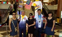 Eröffnung der 29. Südostasien-Spiele 2017 in Malaysia