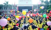 Glückwunschbrief des Staatspräsidenten Tran Dai Quang zum neuen Schuljahr 2017-2018