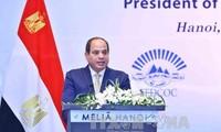 Ägyptischer Präsident beendet seinen Staatsbesuch in Vietnam
