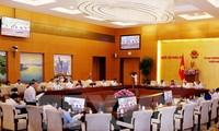 Sitzung des Ständigen Parlamentsausschusses: Garantie des Wettbewerbsumfeldes