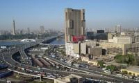 Eröffnung des Forums für globale Politik in Ägypten