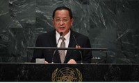 Nordkorea droht mit dem Test der H-Bombe über Pazifik