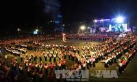 Eröffnung der Tourismus- und Kulturwoche Muong Lo 2017