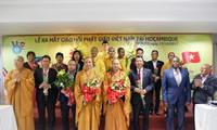 Präsentation des buddhistischen Verbandes Vietnams in Mosambik