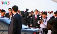 Chinesischer Staatspräsident: Der Vietnambesuch soll den Handelsaustausch beider Länder verstärken