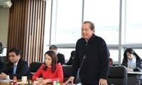 Vietnam lernt das Modell der freien Wirtschaftszone Hwanghae in Südkorea