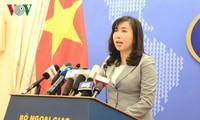 Việt Nam quan ngại trước vụ thử tên lửa của CHDCND Triều Tiên