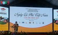 Eröffnung des Tags der vietnamesischen Kaffee 2017