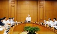 KPV-Generalsekretär leitet Sitzung der Zentralverwaltungsabteilung für Korruptionsbekämpfung