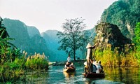 Nachmittag in Tam Coc