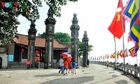 Einzigartigkeit des Gemeindehauses Chem der Hauptstadt Thang Long