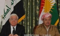 ການນຳ ອີຣັກ ຮຽກຮ້ອງ ດຳເນີນການເຈລະຈາກັບຊາວ Kurd