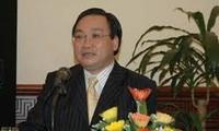 Vietnam berät über seine Außenwirtschaft