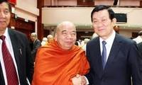 Konferenz des Zentralkomitees der vaterländischen Front Vietnams ist eröffnet