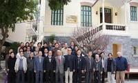 Vertreter der Organisationen aus Vietnam und Ausland treffen sich