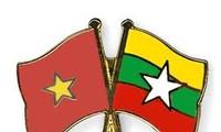 Verstärkung der Beziehungen zwischen Vietnam und Myanmar