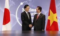 Premier Dung empfängt Vorsitzenden der Parlamentariergruppe Japan-Vietnam