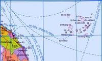 Vietnam betont den Anspruch auf die Spratly- und Paracellinselgruppe