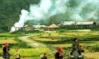 Planung zur Entwicklung von ländlichen Räumen