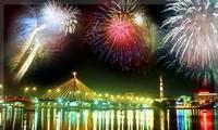 Internationaler Feuerwerkwettbewerb in Da Nang