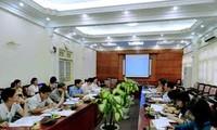 Wirtschaftsausschuss des Parlaments tagt in Hanoi