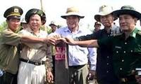 Vietnam und Kambodscha feiern den 45. Jahrestag der Aufnahme ihrer Beziehungen
