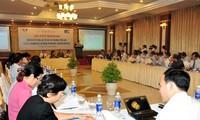 Seminar über strategische Partnerschaft zwischen Vietnam und Deutschland