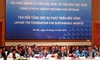 Innovation bei der Geberkonferenz