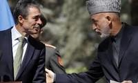 Afghanistan und Pakistan zusammen im Kampf gegen Terrorismus