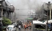 Zwei Tote beim Bombenanschlag in Südthailand