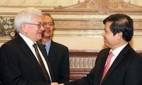Vietnam und Russland wollen ihre Zusammenarbeit im Wirtschaftsschiedsgericht vorantreiben