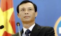 Vietnam bekräftigt Souveränität auf Paracel-Inselgruppe