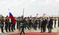 Premierminister Nguyen Tan Dung beendet seinen Besuch in Weißrussland