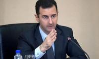 Syrische Regierung bekräftigt Kampf gegen Terror